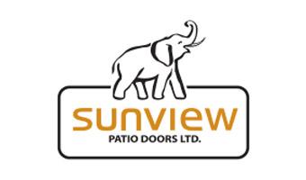 sunview patio doors